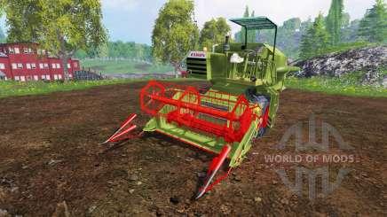 CLAAS Consul v1.1 para Farming Simulator 2015