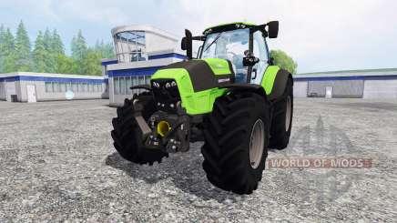 Deutz-Fahr Agrotron 7250 TTV v3.6 para Farming Simulator 2015