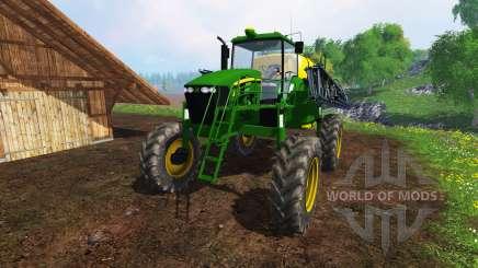 John Deere 4730 Sprayer v2.5 para Farming Simulator 2015