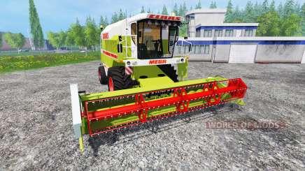 CLAAS Mega 208 para Farming Simulator 2015