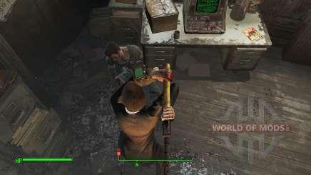 Enhanced Blood Textures para Fallout 4