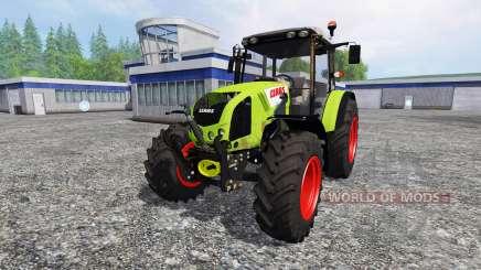 CLAAS Axos 340 CX [gear] para Farming Simulator 2015