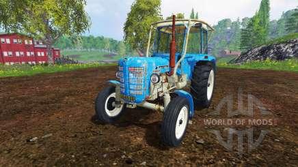 Zetor 4011 v1.0 para Farming Simulator 2015