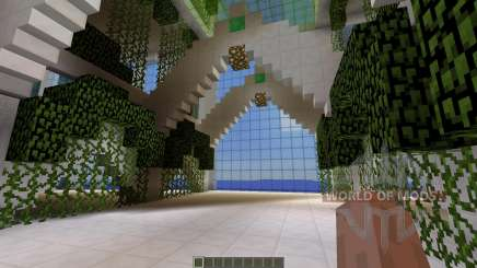 The Hydroponic Vaults para Minecraft