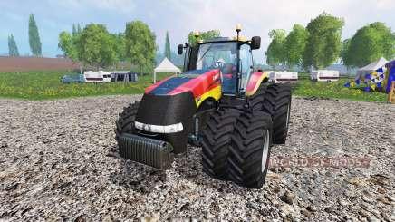 Case IH Magnum CVX 340 [doppel wheel] v0.0.1 para Farming Simulator 2015