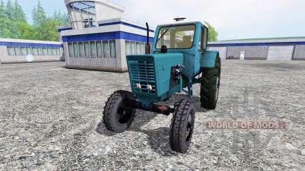 MTZ-50 LITROS para Farming Simulator 2015