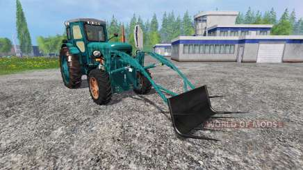 MTZ-50 [loader] para Farming Simulator 2015