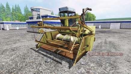 Fortschritt E 281 v1.1 para Farming Simulator 2015