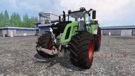 Fendt 939 Vario v2.1 para Farming Simulator 2015
