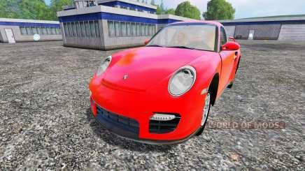 Porsche 911 GT2 v1.2 para Farming Simulator 2015