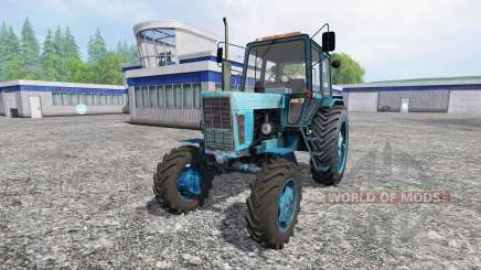 MTZ-102 para Farming Simulator 2015