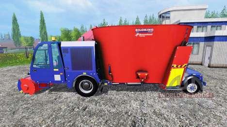 Siloking Prestige 22 v1.1 para Farming Simulator 2015