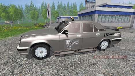 GAZ-3111 Volga para Farming Simulator 2015