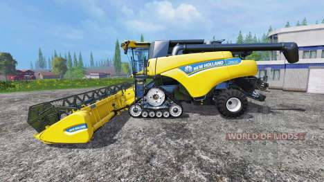 New Holland CR 9090 [SmarTrax] para Farming Simulator 2015