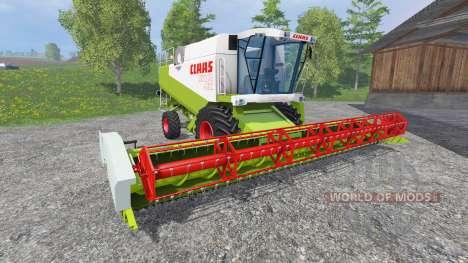 CLAAS Lexion 480 para Farming Simulator 2015