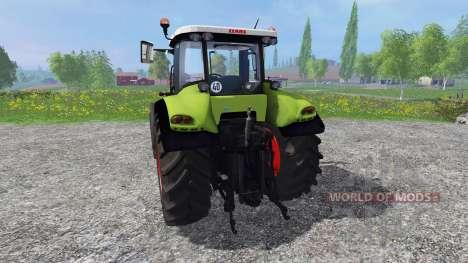 CLAAS Arion 620 v2.0 para Farming Simulator 2015