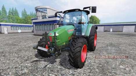 Hurlimann XM 4Ti v1.0.2.1 para Farming Simulator 2015