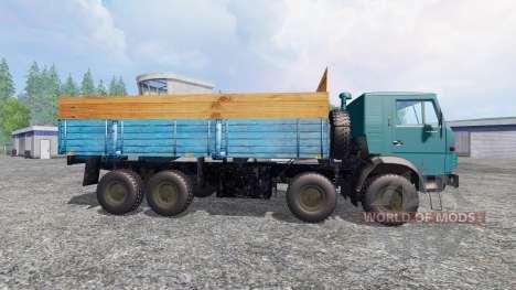 KamAZ-6530 v2.5 para Farming Simulator 2015