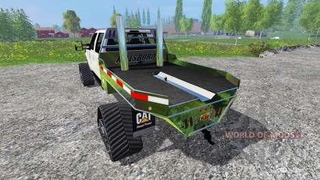 Ford F-350 [tracked] para Farming Simulator 2015