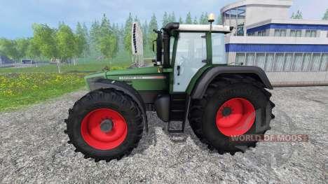 Fendt Favorit 824 para Farming Simulator 2015