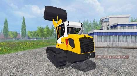 Liebherr LR 634 para Farming Simulator 2015