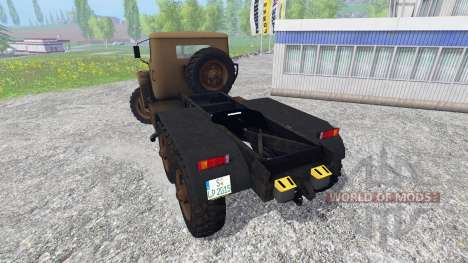 Ural-4320 [tractor] para Farming Simulator 2015