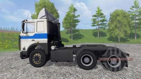 MAZ-642208 para Farming Simulator 2015
