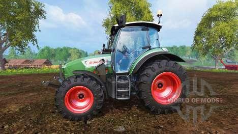 Hurlimann XM 130 4Ti v1.0.2.3 para Farming Simulator 2015