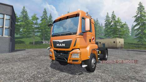 MAN TGS 18.440 v2.0 para Farming Simulator 2015