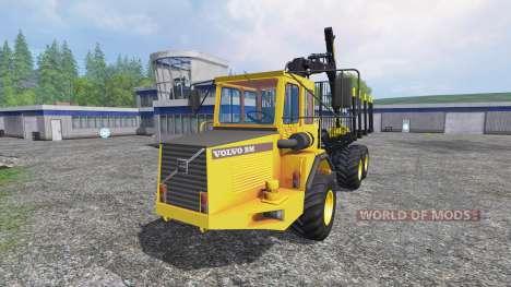 Volvo BM Forwarder para Farming Simulator 2015