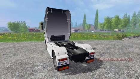 Scania R560 para Farming Simulator 2015