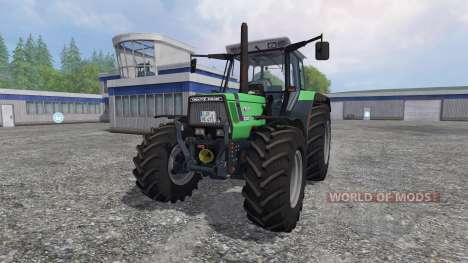Deutz-Fahr AgroStar 4.71 para Farming Simulator 2015
