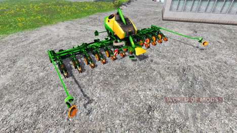 Amazone EDX 9000 para Farming Simulator 2015