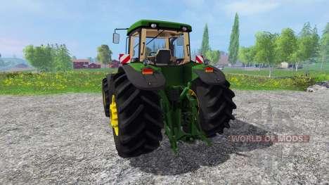 John Deere 8520 v2.5 para Farming Simulator 2015