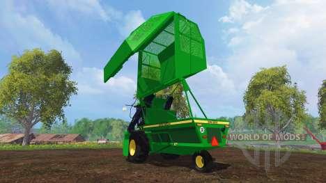 John Deere 9910 para Farming Simulator 2015
