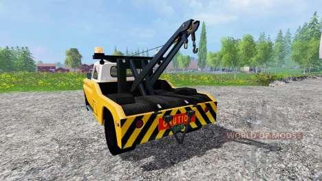 Chevrolet C10 Trailers para Farming Simulator 2015