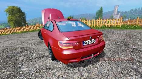 BMW M3 (E92) para Farming Simulator 2015
