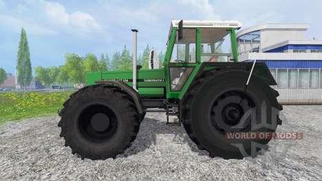 Fendt 612 LSA para Farming Simulator 2015