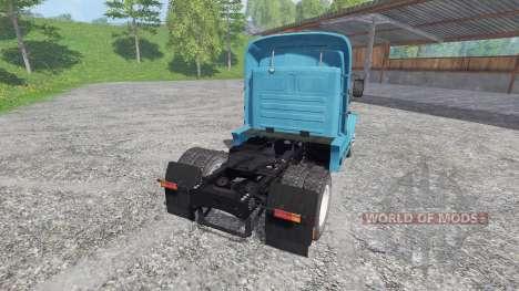 ZIL-5417 v2.0 para Farming Simulator 2015