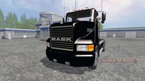 Mack CH612 v1.1 para Farming Simulator 2015