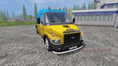 GAZ Ermak para Farming Simulator 2015