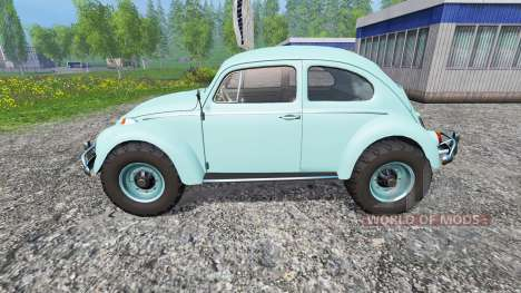 Volkswagen Beetle 1966 v1.2 [buggy] para Farming Simulator 2015