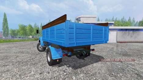 GAZ-53 [pack] para Farming Simulator 2015
