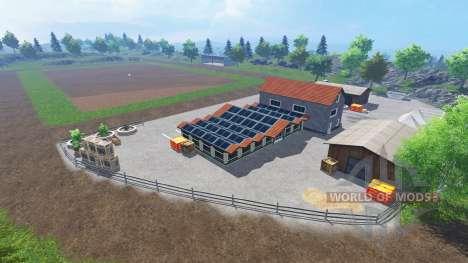 Hagestedt v1.1 para Farming Simulator 2015