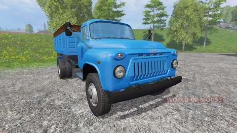 GAZ-53 [pack] v1.1 para Farming Simulator 2015