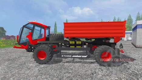 XT 2268 [final] para Farming Simulator 2015