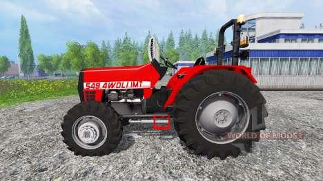 IMT 549 v2.0 para Farming Simulator 2015