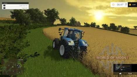 Coldborough Park Farm 2015 v1.2 para Farming Simulator 2015