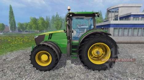 John Deere 7280R v4.0 para Farming Simulator 2015