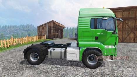 MAN TGS 18.440 [agricultural] para Farming Simulator 2015